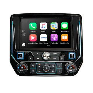 ALPINE RESTAYLE RADIO I209-GM ANDROID AUTO & CARPLAY