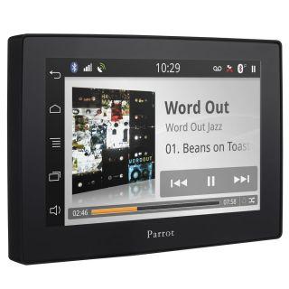 PARROT Bluetooth ASTEROID TABLET BT c/pantalla Táctil