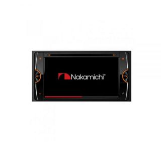 Nakamichi RADIO NA 3710C D/DIN GPS 6.8`` TOYOTA FORMATO